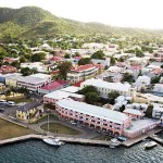 Visit historic downtown Christiansted for great shopping