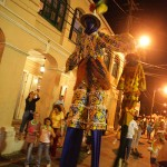 Jump Up in Christiansted, a block party held 4 times a year