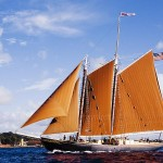 Take a sail on the historic schooner Roseway